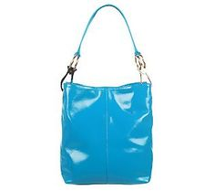 Patent Leather Bucket Bag - yes please