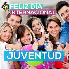 Feliz  día  internacional  de  la  juventud.  #juventud  #youth  #fedoarcuRD  #cultura  #arte  #federacion  #