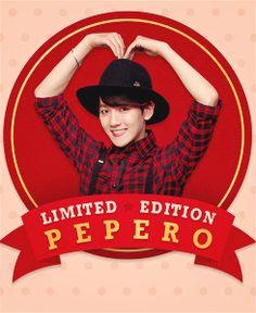 Baekhyun for LOTTE PEPERO
