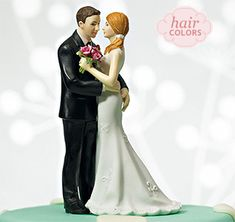 Funny Sexy Tender Touch Cake Topper