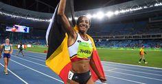 Olympics Rio 2016   Team Belgium - Nafi Thiam - Athletiek -> Gold