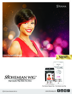 New Style Item: Pure Natural Wig - ZZANG
