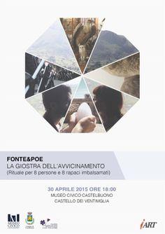 Alessandro Fonte & Shawnette Poe -  Nel 2012 realizzano un progetto site-specific per il Chiostro del Bramante a Roma