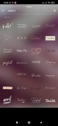 Instagram Words, Instagram Emoji, Iphone Instagram, Instagram Frame, Instagram And Snapchat, Insta Instagram, Instagram Story Ideas, Instagram Quotes, Fotografia Tutorial