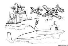 sinking-titanic-coloring-pages.gif (734×899) | ABC 123 ...