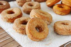 Homemade Doughnuts image