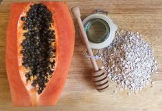 Papaya Smoothie And Oatmeal, Will Clean the Colon and Will Make You To Lose Weight - Natural Care Box Oatmeal Smoothies, Healthy Juices, Healthy Drinks, Healthy Recipes, Flat Belly Smoothie, Healthy Life, Healthy Eating, Healthy Food, Vitamins
