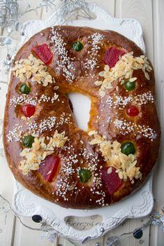 Los cerezos en flor: Roscón de Reyes de Ibán Yarza y Al Olor del Pan!