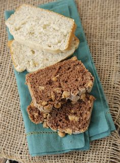 Quick bread with only TWO ingredients from Our Best Bites
