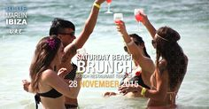 Enjoy delectable dishes and sip on divine drinks...  Let our Beach Brunch take over your Saturday!