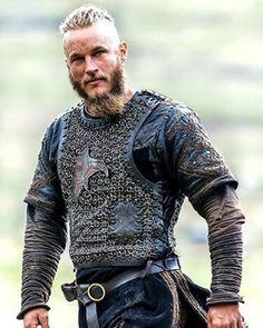 "4,743 Likes, 45 Comments - ⚔ ᴠɪᴋɪɴɢs ⚔ (@vikingsofkattegat) on Instagram: ""Today I'll post more edits from season 1.❤ • #ragnarlothbrok #travisfimmel #vikings #historyvikings"""