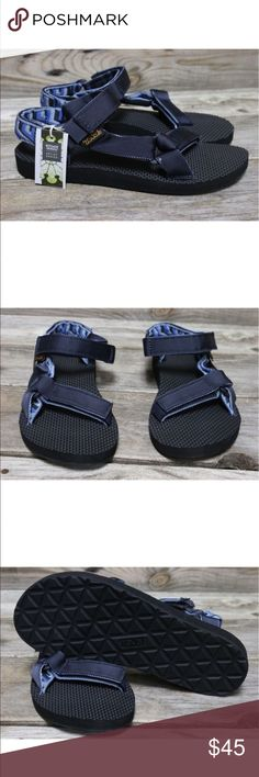 Teva Original Universal Azura Black Sandal US 7  New in box and authentic  Teva Shoes Sandals