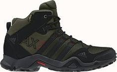 info for 30a4b b3098 ADIDAS AX2 Mid GTX in Earth GreenBlackDark Shale Adidas Sport, Adidas