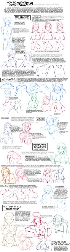 How to Draw Boobs by ragingtofu.deviantart.com had to lol but it might be useful to an artist out there