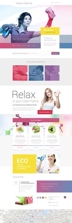 ★ Most Popular • Maintenance Services • Espresso Web Inspiration at your Coffee Break! WordPress • Template #55045