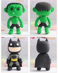Back Ref Hulk & Batman