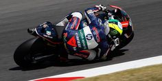 On the first day of free practice for the Moto2™ class at the Gran Premio d'Italia TIM at Mugello it was Pons 40 HP Tuenti's Pol Espargaró who posted the quickest time of the day in front of Bradley Smith and Tom Lüthi.