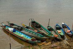 Barito River, Teluk Betung Village, Districk Barito Selatan, Province Kalimantan Tengah, Indonesia #river #indonesia