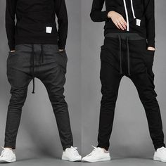 Cheap tapered trousers, Buy Quality fashion trousers directly from China bandana pants Suppliers: Sarouel Baggy Tapered Bandana Pants Hip Hop Dance Harem Sweatpants Drop Crotch Pants Men Parkour Fashion Track Tapered Trousers Harem Sweatpants, Baggy Pants, Mens Sweatpants, Jogger Pants, Harem Pants, Men's Pants, Dance Pants, Long Pants, Skinny Pants