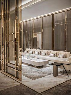 Home Room Design, Interior Design Living Room, Living Room Designs, Interior Decorating, Luxury Home Decor, Luxury Interior Design, Elegant Living Room, Luxury Living Rooms, Luxurious Bedrooms