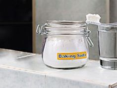 Baking Soda: Healthy, All-Natural Home Remedy