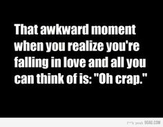 Funny pictures about Falling in love. Oh, and cool pics about Falling in love. Also, Falling in love photos. Best Love Quotes, Cute Quotes, Favorite Quotes, Quotes To Live By, Funny Quotes, Funny Memes, Unique Quotes, Hilarious Jokes, Hilarious Animals