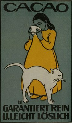 By Max Hertwig (1881-1975), Cacao. (G)
