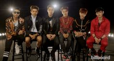 2PM shares their top five favorite tracks with Billboard