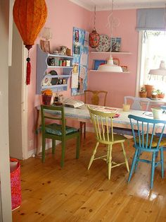 Diningroom. by Toodeloo!, via Flickr
