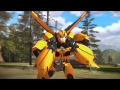Transformers Prime Bumblebee AMV Noots - YouTube
