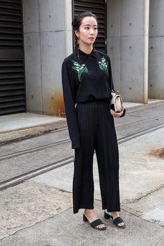 Best Street Style Australian Fashion Week 2016 - Image 151 : Harper's BAZAAR