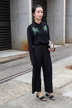 Best Street Style Australian Fashion Week 2016 - Image 151