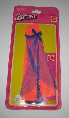 1975 Mattel Barbie Best Buy Fashions Outfit 2221 MOC Lot#BG30