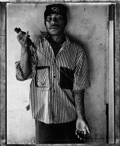 Stephen Dupont - Raskols: The Gangs of Papua New Guinea