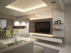 Tv lounge design ideas collect this idea living room design tv Tv Lounge Design, Tv Wall Design, House Design, Modern Tv Wall, Living Room Modern, Living Room Designs, Small Living, Modern Contemporary Living Room, Contemporary Interior
