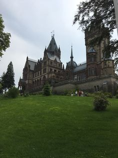 "Schloss Drachenburg, ""Dragon's Castle.""   Wanderlust and Wonders Blog"