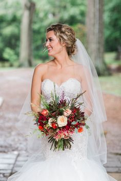 Katie and Tom's Belle Meade Plantation Wedding
