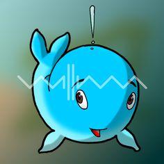 Una ballena azul que he usado como ícono en diversas oportunidades