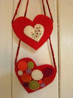 a sweetly simple Valentine's Day craft