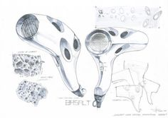 Black and White idea Sketch 2010 by Ryu Sihyeong, via Behance