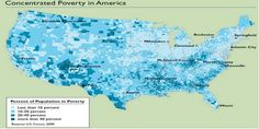 map of poverty in the united states