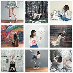 Cómo tener una galería de Instagram que encante Online Marketing, Digital Marketing, Vsco, Joy To The World, Instagram Feed, Polaroid Film, Branding, Social Media, Photoshoot