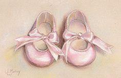 baby ballet slippers - Căutare Google