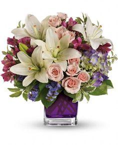 Birthday Flowers $49.99 www.SevenSistersFlorist.com