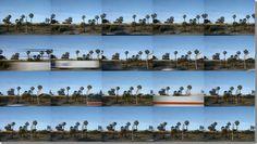 © Robbert Flick   Robbert Flickes un fotógrafo holandés (nacido en 1939 en Amersfoot, vive y trabaja en Los Ángeles, California) que produce crónicas fotográficas de paisajes urbanos y rurales, con elegancia, ingenio y rigor conceptual y formal.