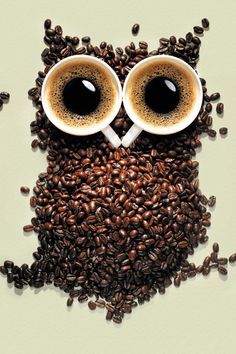 You too can be a night owl with enough coffee...