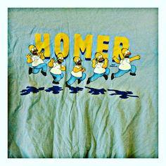 Homer Simpson tshirt