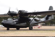 Consolidated PBY-6A Catalina (28),  Point Cook (YMPC) Australia - Victoria, March 1, 2014