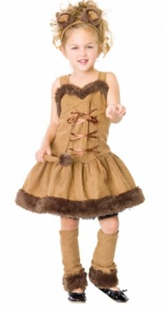 Sexy halloween costumes for little girls are terrifying