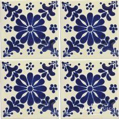 Talavera Mexican Tile - Classics